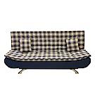 綠活居 米西爾亞麻布多段式機能沙發/沙發床(展開式變化設計)-188x78x86cm-免組