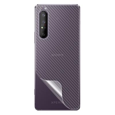 o-one大螢膜PRO Sony Xperia 1 III  滿版全膠手機背面保護貼 手機保護貼