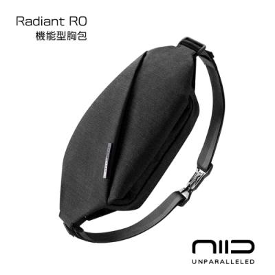 NIID Radiant R0 機能胸包 曜石黑
