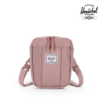 【Herschel】Cruz 斜背包-粉沙色