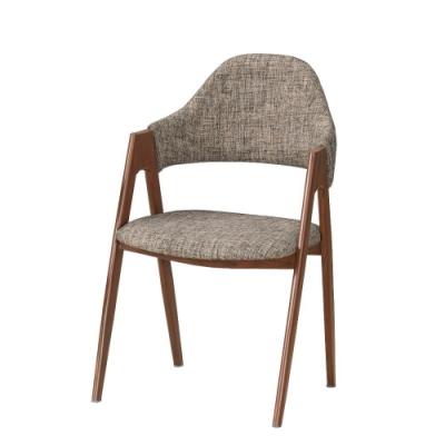 MUNA 布特餐椅(布)(五金腳)(1入) 50X53X83cm