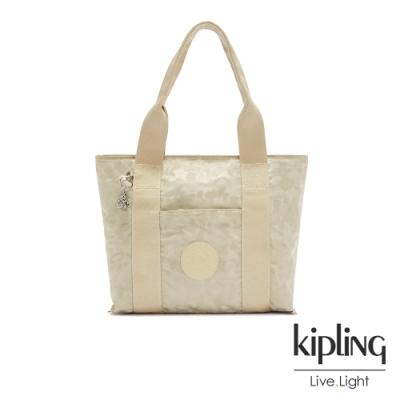 Kipling 奶油鬆餅色手提包-ERA S