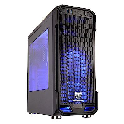 微星 電玩系列【海龍蛙兵】Intel i5-8400六核心 獨顯飆速電競機