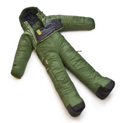 Selk Bag 神客睡袋人 4G Original 化纖保暖睡袋 森林綠 9°C