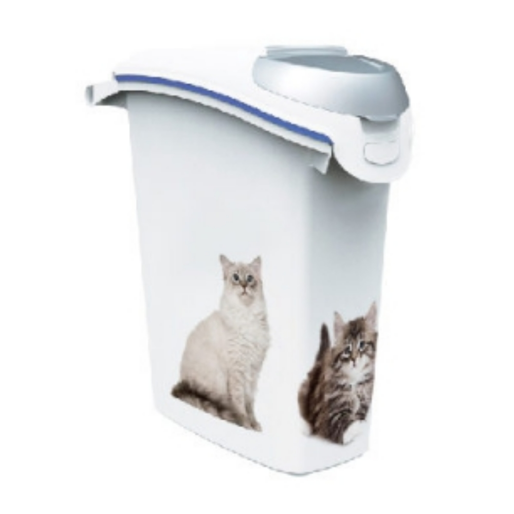 荷蘭CURVER 貓砂儲藏桶 10KG