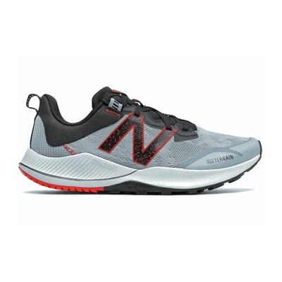 NEW BALANCE 慢跑鞋 運動鞋 緩震 男女鞋 灰黑 MTNTRCK4-4E楦