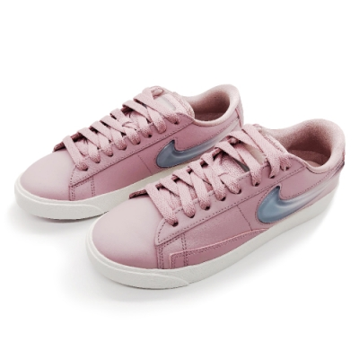 NIKE 運動鞋 慢跑 訓練鞋  女鞋 粉 AV9371500  W BLAZER LOW LX