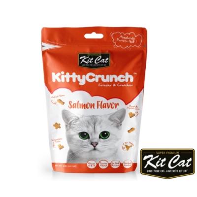 Kit Cat 卡茲餅((鮭魚口味) 60g 貓零食 貓餅乾 化毛 潔牙 適口性佳