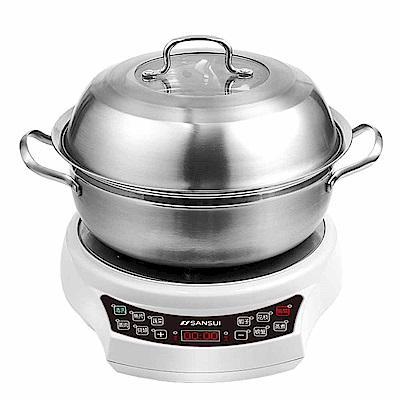 【麗嬰房】山水 SANSUI 高壓蒸氣養生鍋(蒸煮副食品好輕鬆)