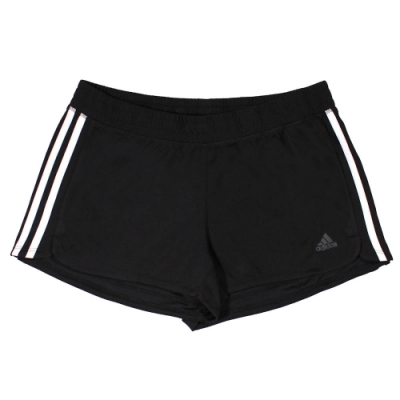 ADIDAS 女 PACER 3S KNIT 運動短褲