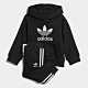 adidas ADICOLOR 連帽上衣套裝 男童/女童 DV2809 product thumbnail 1