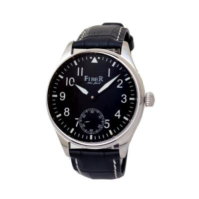 FIBER 法柏 領航者手上鍊機械腕錶-42mm
