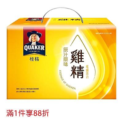 桂格 原味雞精68ml*18入