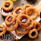 【上野物產】美國冷凍薯製大廠 麥肯洋蔥圈(200g土10%/包) x5包 product thumbnail 1