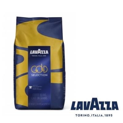 【LAVAZZA】 GOLD SELECTION 咖啡豆 (1000g)