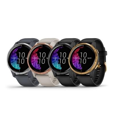 GARMIN VENU AMOLED GPS 智慧腕錶(血氧監測功能)
