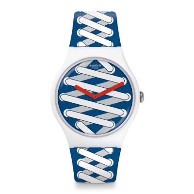 Swatch New Gent 原創系列手錶 CON-TRO-VERSE -41mm