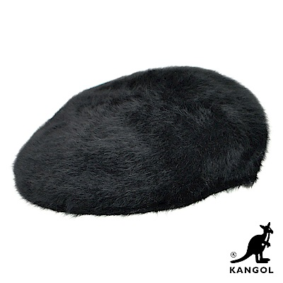 KANGOL鴨舌帽-黑色