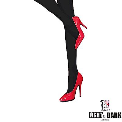 LIGHT & DARK W曲線提臀厚磅裏起毛蓄熱褲襪(回饋5雙組)
