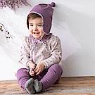 PIPPY 雙款甜美包屁衣禮盒 紫
