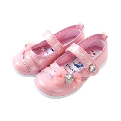 魔法Baby 女童鞋 台灣製迪士尼冰雪奇緣正版休閒公主鞋 sa14613
