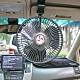 3D 車用夾式電風扇 8吋 product thumbnail 1