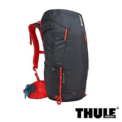 Thule AllTrail 35L Men 多功能男用登山包 - 耀石黑