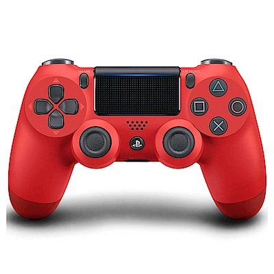 PS4 原廠無線控制器 熔岩紅(CUH-ZCT2 系列)
