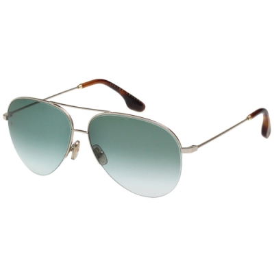 Victoria Beckham維多利亞貝克漢 太陽眼鏡 (銀色)VB90S
