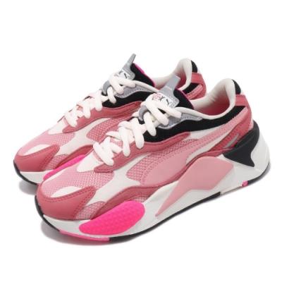 Puma 休閒鞋 RS-X3 Puzzle 運動 女鞋