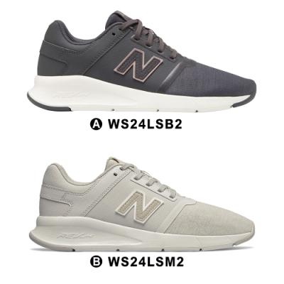 [時時樂限定]New Balance 復古鞋 WS24 女