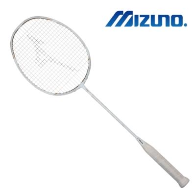 【MIZUNO 美津濃】A LTIUS 01 FEEL 羽球拍 白x金(73JTB90101)