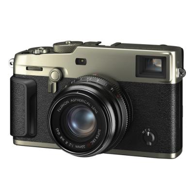 FUJIFILM X-PRO3 無反式數位相機(公司貨)-鈦銀色