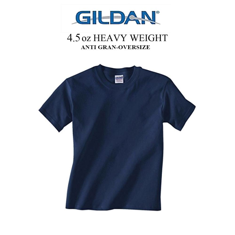 吉爾登GILDAN美國棉素T 圓領76000 GD美式休閒 露營野餐