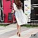 Jilli-ko 蕾絲花邊鏤空開衫外套- 白 product thumbnail 1