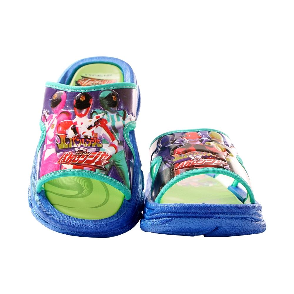 男童台灣製快盜戰隊拖鞋 sa91706 魔法Baby