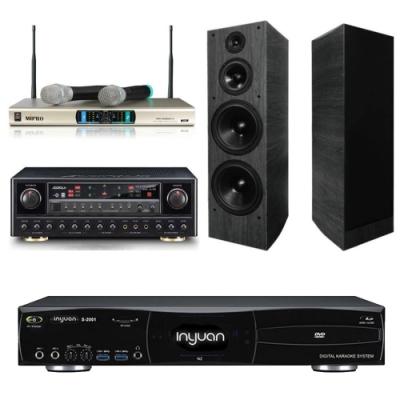 音圓 N2+AL-589+A-1090+MR-3000D IV(伴唱機 4TB+卡拉OK套組)