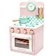 英國 Le Toy Van 角色扮演系列-烤箱瓦斯爐小廚師大型玩具組 (夢幻公主粉) product thumbnail 2