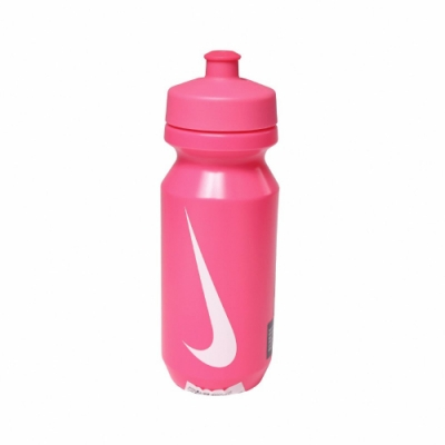 Nike 水壺 Big Mouth Bottle 2 男女款 大嘴巴 單車 健身 重訓 日常用 粉 白 N000004290122