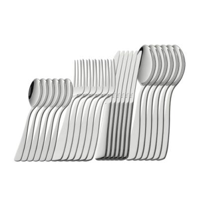 德國雙人 ZWILLING Soho系列 餐具 24件組