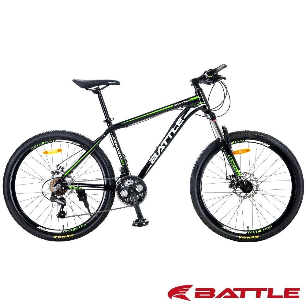 【BATTLE】BMA-100 碟煞SHIMANO 21速鋁合金登山車