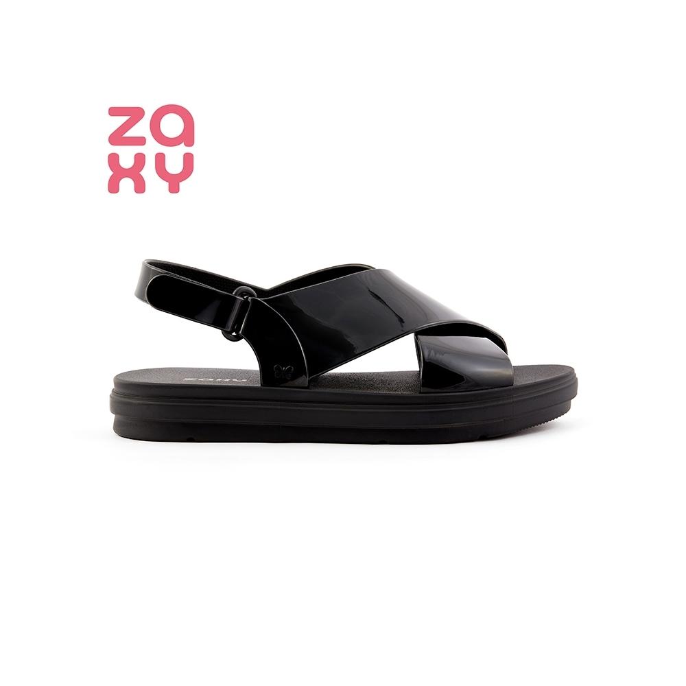 ZAXY ever sport系列交叉涼鞋-黑