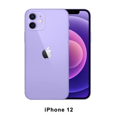 Apple iPhone 12 6.1吋 256G 5G手機_紫