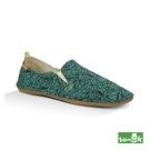SANUK 幾何印花休閒鞋-女款(綠色)