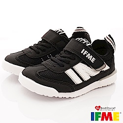 IFME健康機能鞋 輕量運動鞋款 NI00911黑(中小童段)