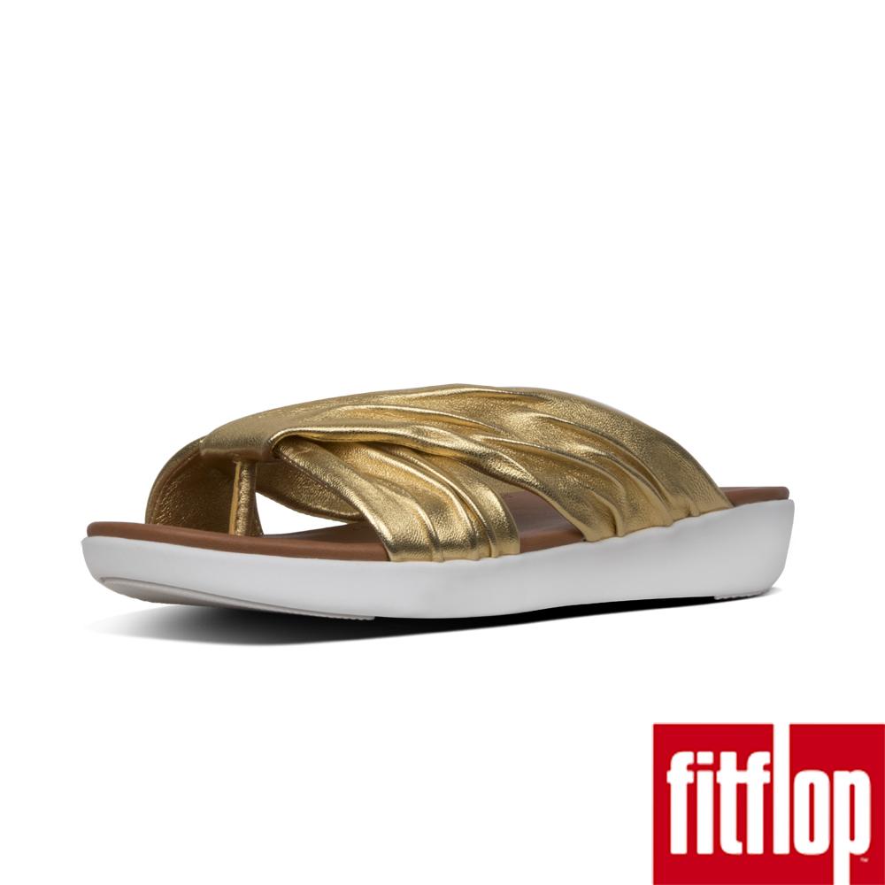 FitFlop TWINE 夾腳涼鞋金色