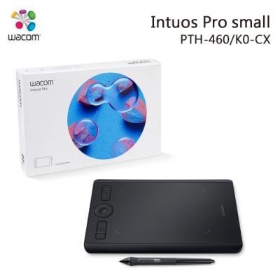 Wacom Intuos Pro small 專業繪圖板 PTH-460/K0