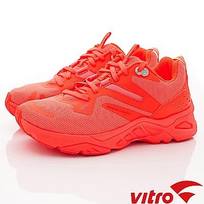 Vitro韓國專業運動品牌-NC106-N/O頂級慢跑鞋-橘(女)