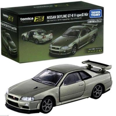TOMICA PRM RS日產 SKYLINE GT-R VspecII Nur14128