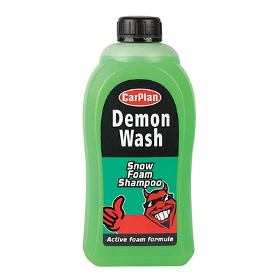 Demon紅魔鬼 Wash 洗車淨魔/1L